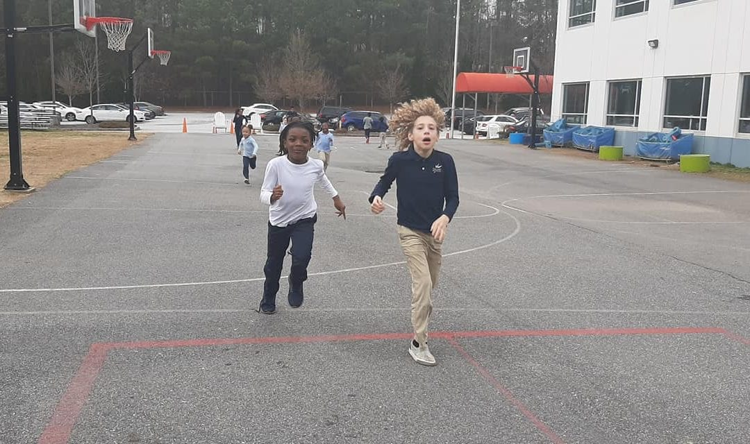 Kids need recess, and so do their teachers!