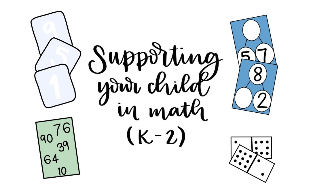 How to Support Your Child in Math (K-2)